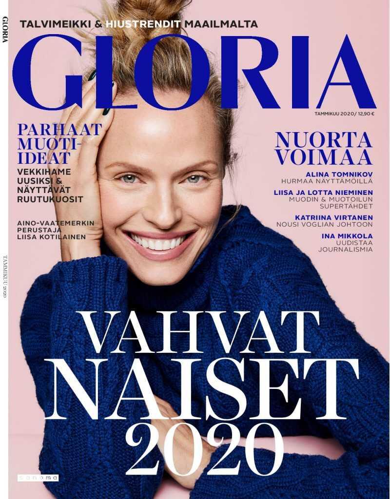 Gloria tammikuu 2020